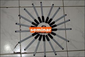 Item seminar kit,Isian seminar kit,Isi dari seminar kit,Isi paket seminar kit
